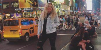 Au Pair in Amerika Amy in New York