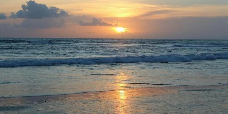 Bali Anouk Strand zon