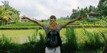 Bali Anouk rijstveld