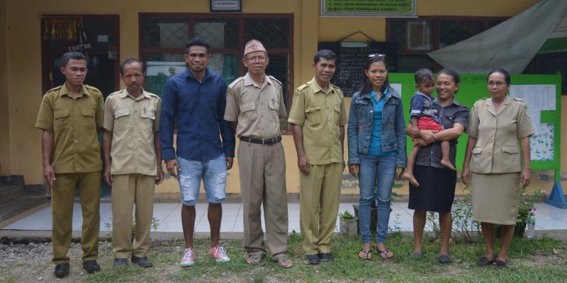 Indonesie vrijwilligerswerk op Flores