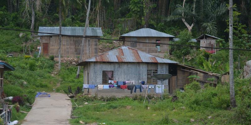 Indonesie vrijwilligerswerk op Flores traditioneel dorp 2