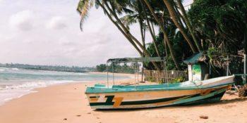 MAri in Sri Lanka strand 2
