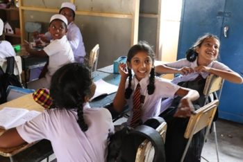Reizen en vrijwilligerswerk lesgeven in Galle Sri Lanka