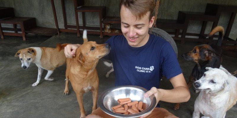 Sri Lanka Dog Care Project 1