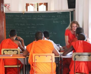 Reizen en vrijwilligerswerk Sri Lanka