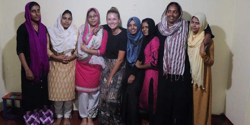 Sri Lanka Women Empowerment