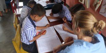 Sri Lanka lesgeven