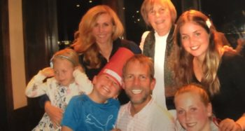 Au Pair Amerika Charlotte met gastfamilie