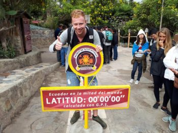 Ecuador Travel with Jordie 1