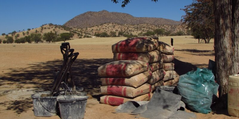 Nambie olifantenproject Build site 3