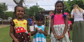 Sri Lanka Reis van mijn leven 3 meisjes
