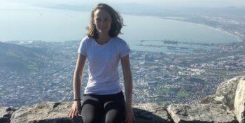 Vrijwilligerswerk Kaapstad Audrey Kaapstad is geweldig table mountain