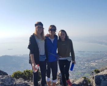 Vrijwilligerswerk in Kaapstad Audrey