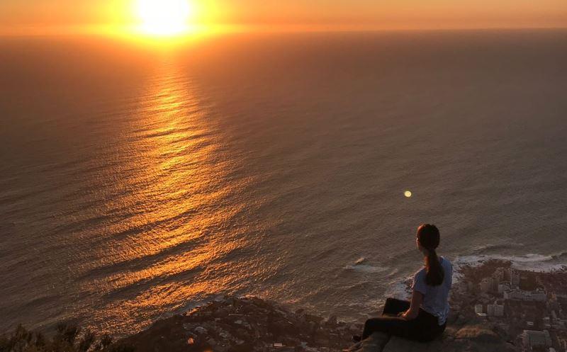 Zuid-Afrika Kaapstad Frieda Mijn droomreis 2