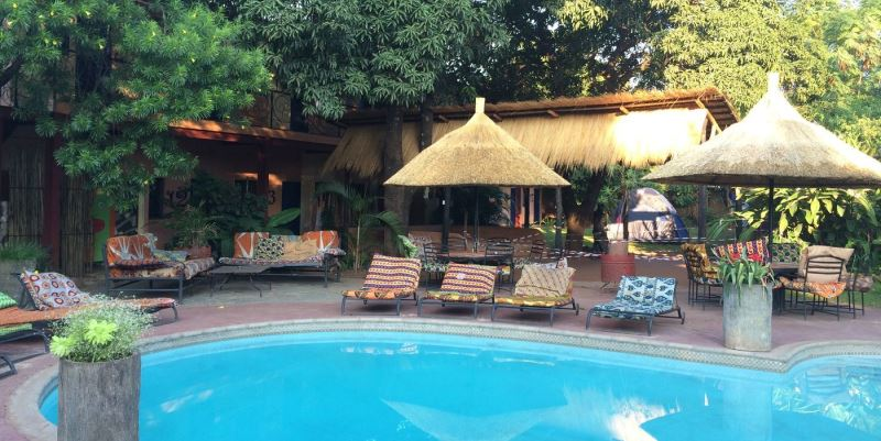Kerst in Zambia Accommodatie