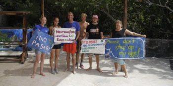 Mexico Marine Conservation borden maken