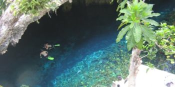 Mexico Marine Conservation cenote diving