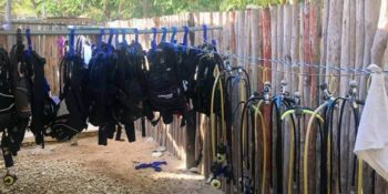 Mexico Marine Conservation duikapparatuur