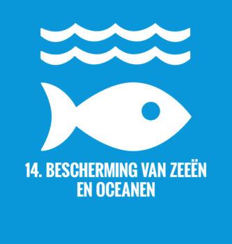 Duurzame ontwikkelingsdoelen Verenigde Naties doel 14