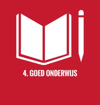 Duurzame ontwikkelingsdoelen Verenigde Naties doel 4