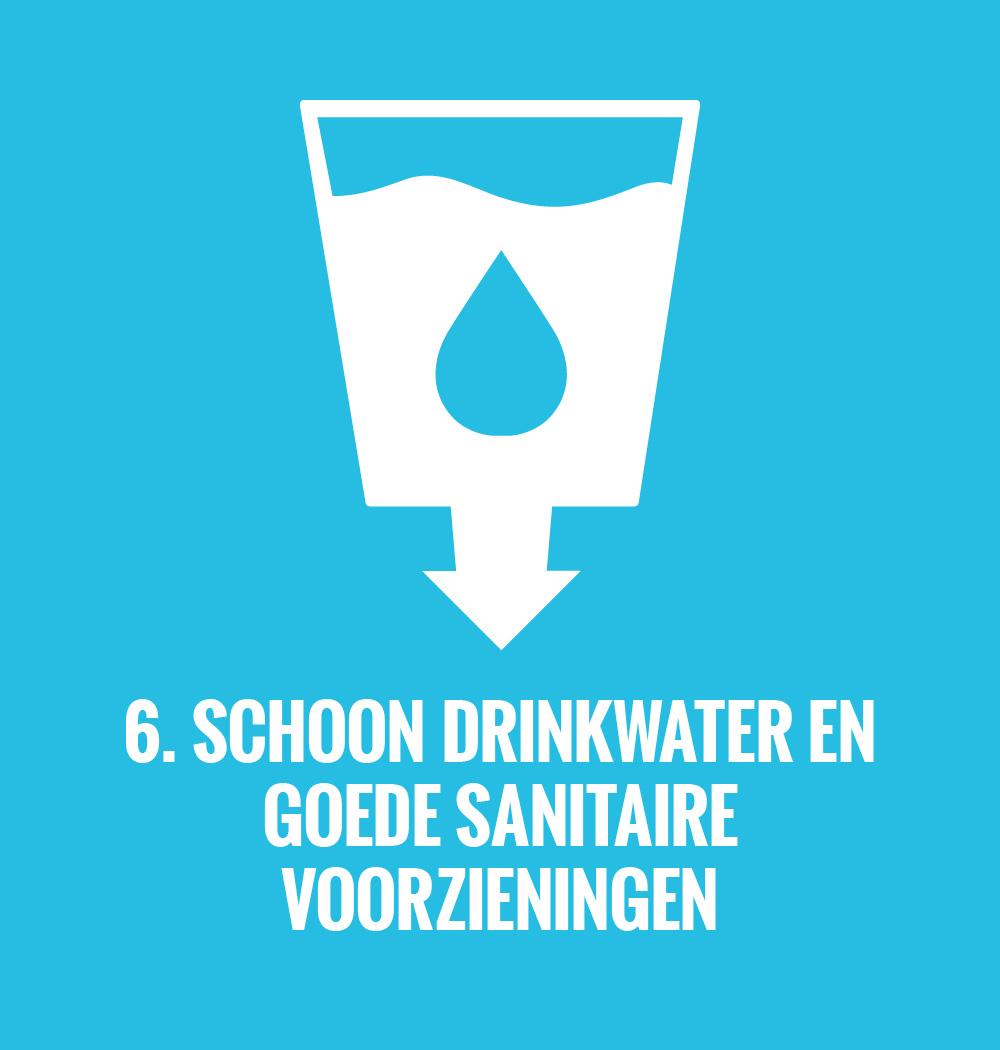 Duurzame ontwikkelingsdoelen Verenigde Naties doel 6