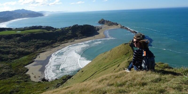 Au Pair in Nieuw-Zeeland Castle Point