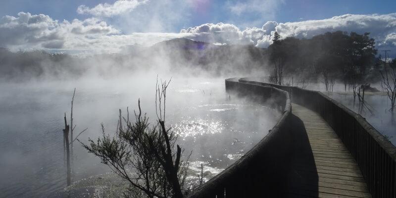 Au Pair in Nieuw-Zeeland Rotorua