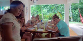 Costa Rica Break Spaanse les