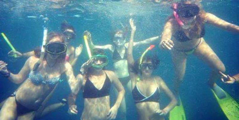 Costa Rica Break snorkelen