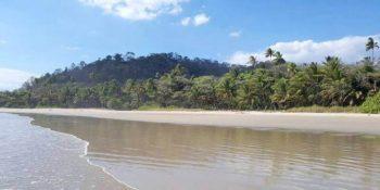 Costa Rica Break strand