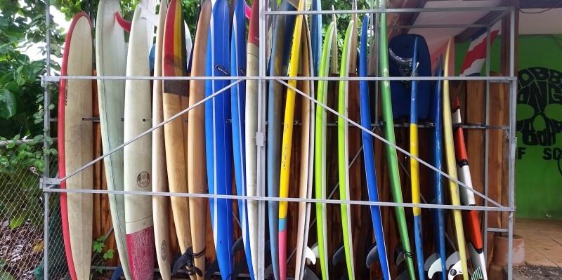 Costa Rica Break surfboards