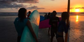 Costa Rica Break surfen