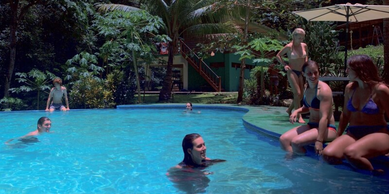 Costa Rica Break zwembad