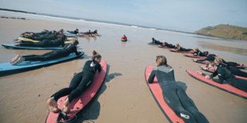 Kickstart Melbourne Surf Lesson Phillip Island