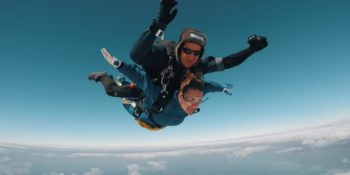 Kickstart Melbourne skydive