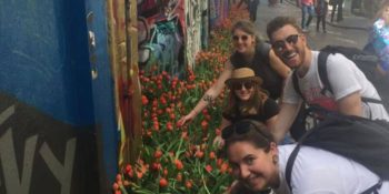 ickstart Melbourne tulpen uit Amsterdam