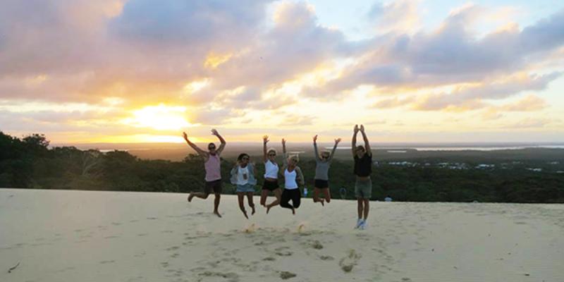 Groepsreis Australie Noosa