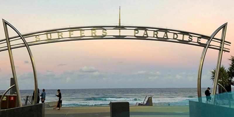 Groepsreis Australie Surfers-Paradise