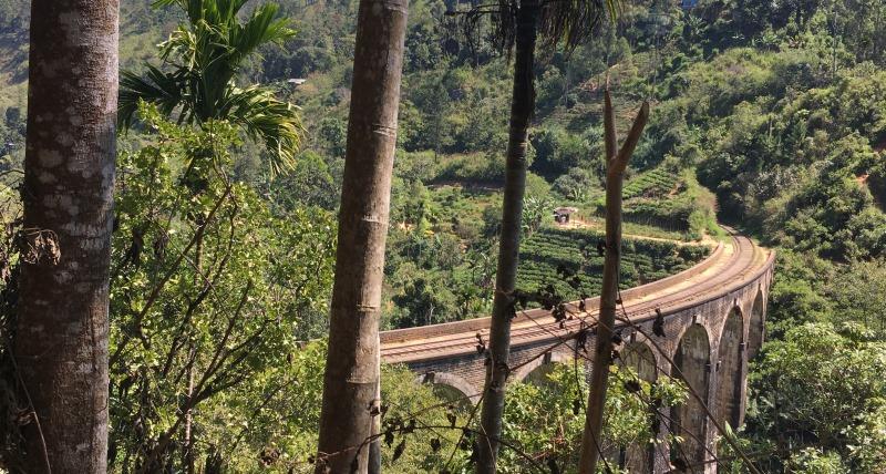 Rutger E Ella, Nina Arch Bridge 2