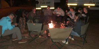 Kruger to Cape Anne Claire kampvuur Kruger Park
