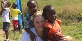 Kruger to Cape Anne Claire tijdens het vrijwilligerswerk