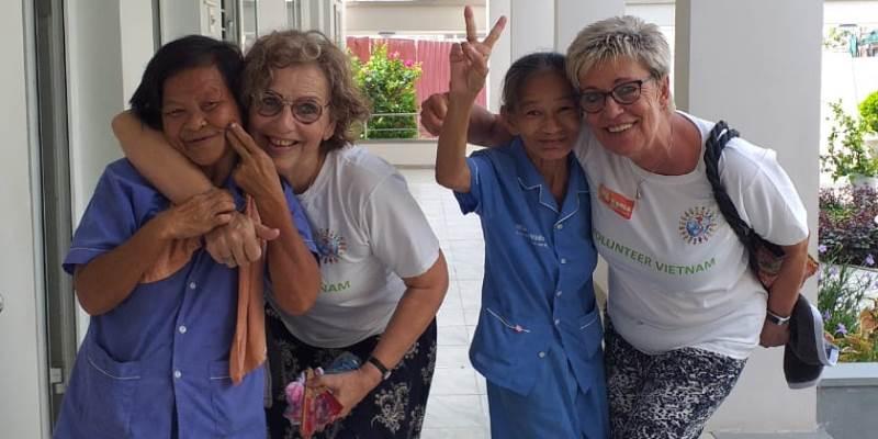 Anita in Vietnam 2