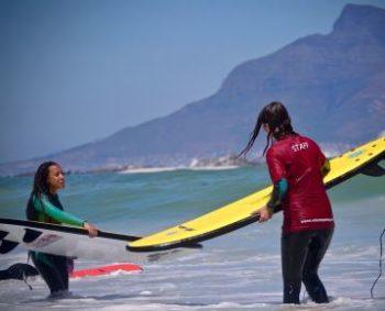 Surfproject in ZA