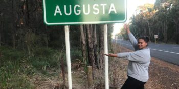 Au Pair in Perth Augusta 2