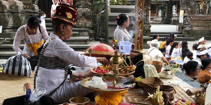 Een 10 voor Bali Frieda 1
