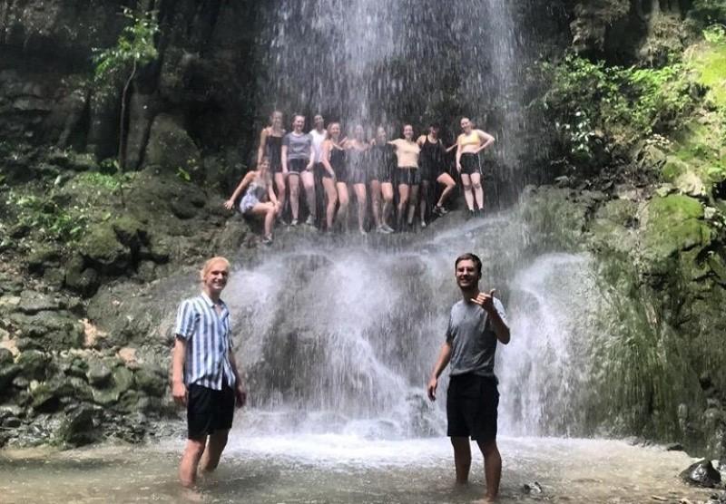 KIckstart Costa Rica Merlijn Watervalboys