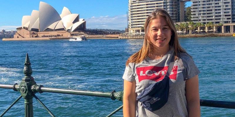 Mail van Laura Au Pair in Australie 3