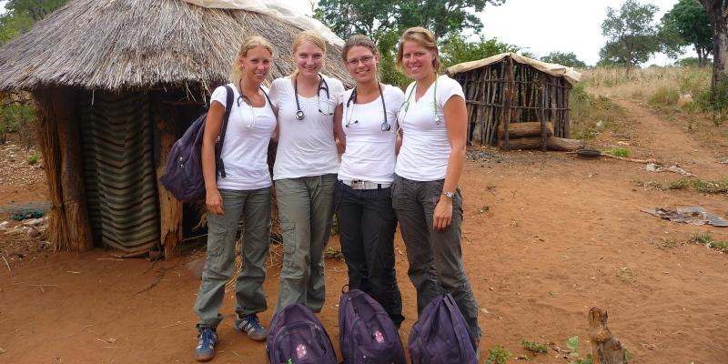 Medisch project Zambia