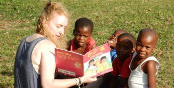 Zuid-Afrika Zululand reading club