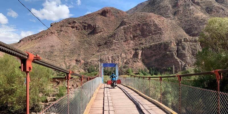 Naud in Peru Secret Valley